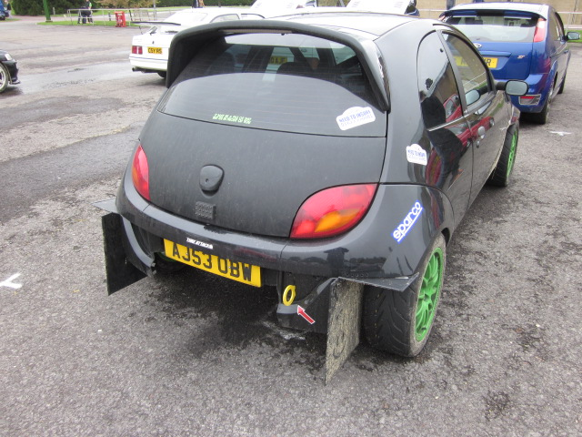 Beaulieu Simply Ford Day  A Ford Ka