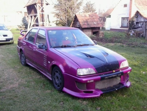 Exceptionnel Barryboys.co.uk • View topic - WFS:Purple Renault 19 Chamade 1.8 16V ZC01
